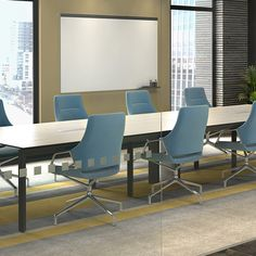 miro integrates beauty and technology into a simple and intuitive line of conference tables intuitive company office photo