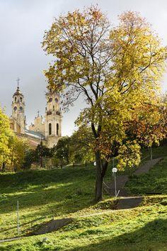 Do you feel the autumn? Labas rytas! - Good morning!    www.vilnius.com