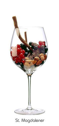 SANTA MADDALENA  Black currant, red currant, black olive, almond, licorice, dark chocolate