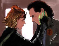 Loki Marvel, Marvel Fanart, Loki Tv, Marvel Films, Marvel Funny, Marvel Memes, Marvel Dc Comics, Marvel Characters, Marvel Couples