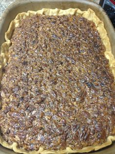 Pecan Pie Cobbler Recipe | Dessert Recipes