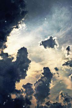 summer sky via Megan Carr