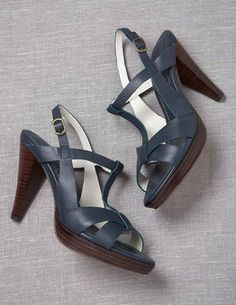I've spotted this @BodenClothing Strappy Heels