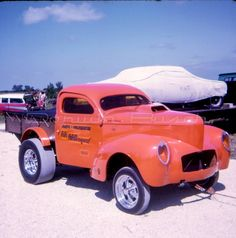 1941 Willys Pickup12