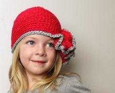 Crochet Pattern - Aubrin Hat / Beanie by Chanelle, you have to create an acct to access the pattern.