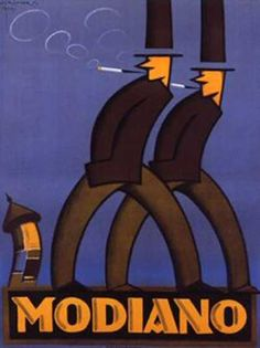Cigarette Ad - 1920's