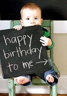 Birthday invitation picture