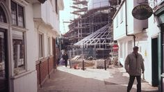 St Stephens Lane, Ipswich, 1990s