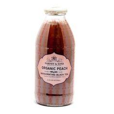 Harney & Sons Teas Peach Black Tea (12x16oz )