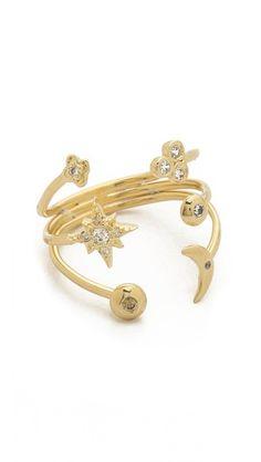 Jacquie Aiche JA Starlight Ring
