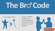 the bro code thumb