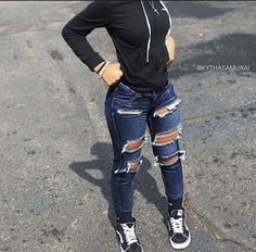 Swag Outfits For Girls, Teenage Girl Outfits, Cute Swag Outfits, Cute Comfy Outfits, Dope Outfits, Teen Fashion Outfits, Jean Outfits, Simple Outfits, Fashion Clothes