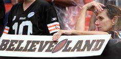 The Struggles Of Being A Cleveland Sports Fan