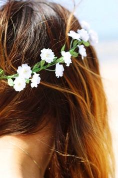 Endless summer #hairflowers