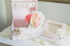 Wedding Guest Book AlternativeVintage Wedding by BurlapandLinenCo, $115.00