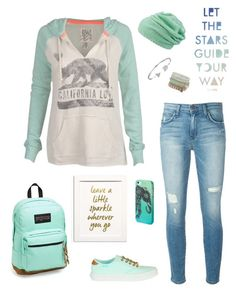 """I Donno"" by camcam-143 ❤ liked on Polyvore featuring Current/Elliott, Billabong, Vans, maurices, ALDO, JanSport, Bling Jewelry and Aéropostale"
