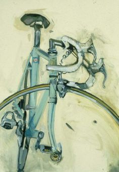 Bicycle Paintings, Prints and Custom Bike Art Portraits | Bicycle art, bike art, cycling, cyclist, paintings for sale, prints, posters, card...by Taliah Lempert