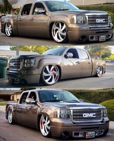 Bagged Trucks, Lowered Trucks, Dodge Trucks, Lifted Trucks, Gmc Denali Truck, Antique Cars For Sale, Vintage Rolls Royce, Dropped Trucks, Custom Chevy Trucks