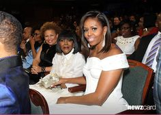 First Lady Michelle Obama at Black Girls Rock