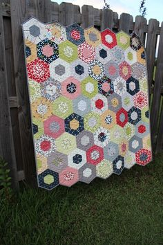 Handmade Quilt  by QuiltRhapsody on etsy