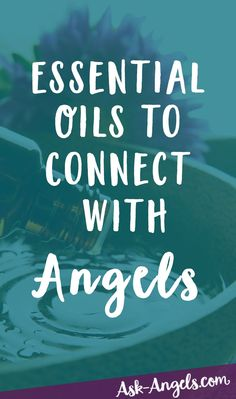 Essential oils are powerful tools for bringing healing to your mind, body, and spirit… They can also help you to connect with angels! Spiritual Guidance, Spiritual Awakening, Spiritual Awareness, Spiritual Life, Angeles, Essential Oil Diffuser Blends, Diffuser Recipes, Aromatherapy Oils, Young Living Essential Oils