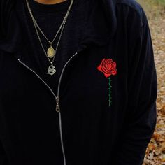 Hallow Collective - Love You To Death Hoodie front