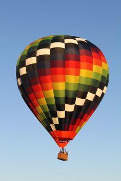 Hot Air Ballooning in Orlando, Fl.