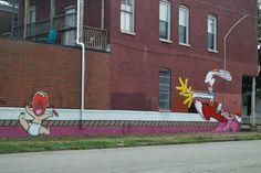 RVA Street Art: Richmond Mural Project 2015 | Yeti Crafts