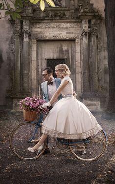Joy Gown #MatthewChristopher #HoneymoonBway