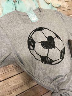 Cute Soccer Shirt Soccer Mom Shirt Gifts for Mom Birthday image 3 Soccer Moms, Soccer Mom Shirt, Girls Soccer, Soccer T Shirts, Soccer Ball, Soccer Cleats, Soccer Gear, Soccer Stuff, Nike Soccer