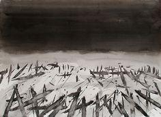 Morten Paulsen Watercolors, Watercolor Paintings, Film, Art, Nature, Movie, Art Background, Water Colors, Film Stock