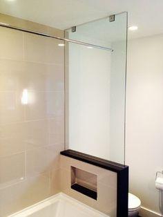 Tub End Wall / Glass Panel Showers