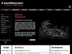 FlatRacer.com - Classic Bikes & Cafe Racers parts