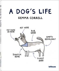 dogs life Gemma Correll 1