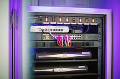 smarthome rack -  by majik house #smarthome #control #rack #hub