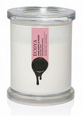 Ecoya Pink Poppy & Peony Metro Jar Candle