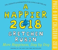 A Happier 2018 Page-A-Day Calendar Workman Publishing