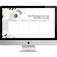 Great way to have your desktop look beautiful and to start 2018 being super organized and having a clear vision of your daily goals. Organize your desktop. Daily Organization, Desktop Organization, Wallpaper Downloads, Wallpaper Backgrounds, Laptop Wallpaper, Desktop Organizer Wallpaper, Branding Tools, Latest Wallpapers, Creating A Blog