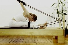 Pilates- Worked on these machines in college. Absolutely loved taking pilates to the next level!