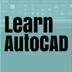 Learn AutoCAD basics in 21 DAYS - Tutorial45