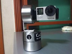 This is my home made GoPro pan and tilt timer made from Ikea egg timers.