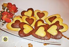 Biscotti per San Valentino a forma di cuore  Blog Profumi Sapori & Fantasia