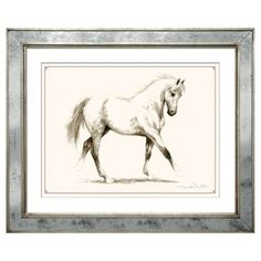 Check out this item at One Kings Lane! Meridith Martens, Horse I