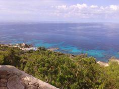 Coast of Llucmajor. #Majorca. Spain