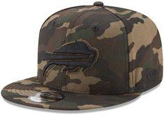 236771dd09ec1 New Era Buffalo Bills Camo on Canvas 9FIFTY Snapback Cap Mens Designer  Shoes