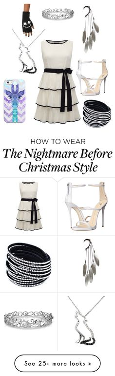 """""""Good little girl with a dash of rebellion"""" by marveloustimelady on Polyvore featuring Giuseppe Zanotti, Effy Jewelry, Anni Jürgenson, Casetify, women's clothing, women's fashion, women, female, woman and misses"""