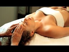 Head Massage Therapy How To Give Scalp Massage, HD Full Body Work Gregor...