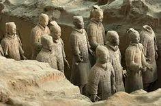 Xian- esercito di terracotta