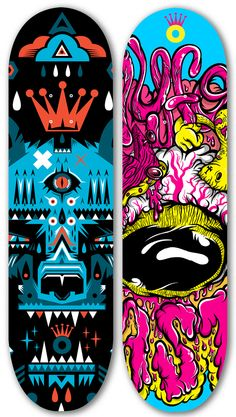 Pendleton skateboards