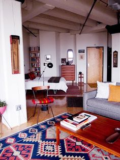 7 Genius Ideas for Maximizing Your Small Space via @MyDomaine